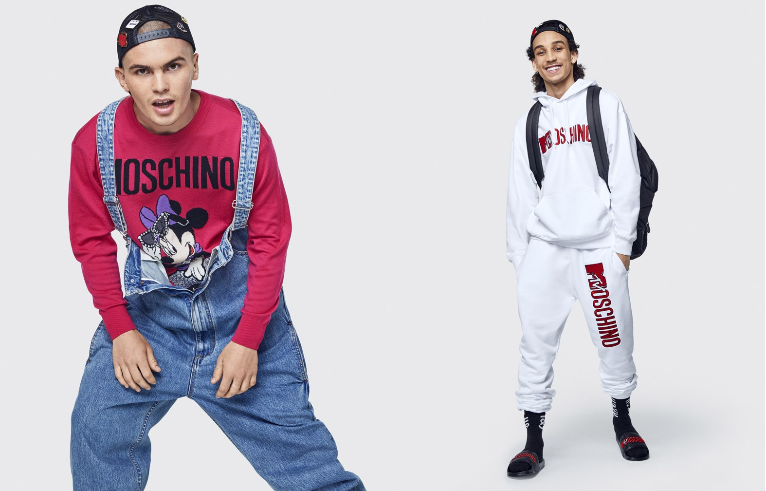 A Closer Look at the Upcoming H&M x Moschino Collection