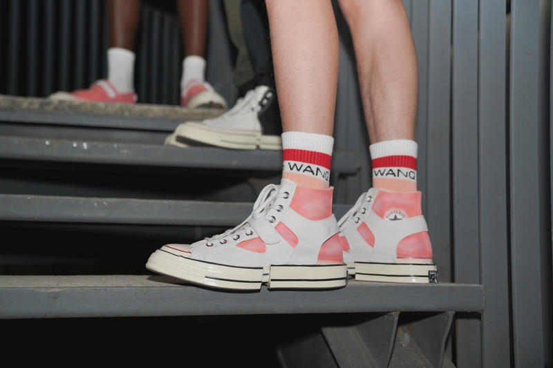 Feng Chen Wang Provides an Array of Contemporary Converse Revamps for SS19