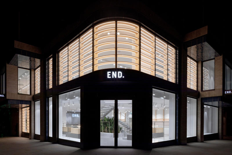 A Look Inside End.Clothing's New London Flagship Store