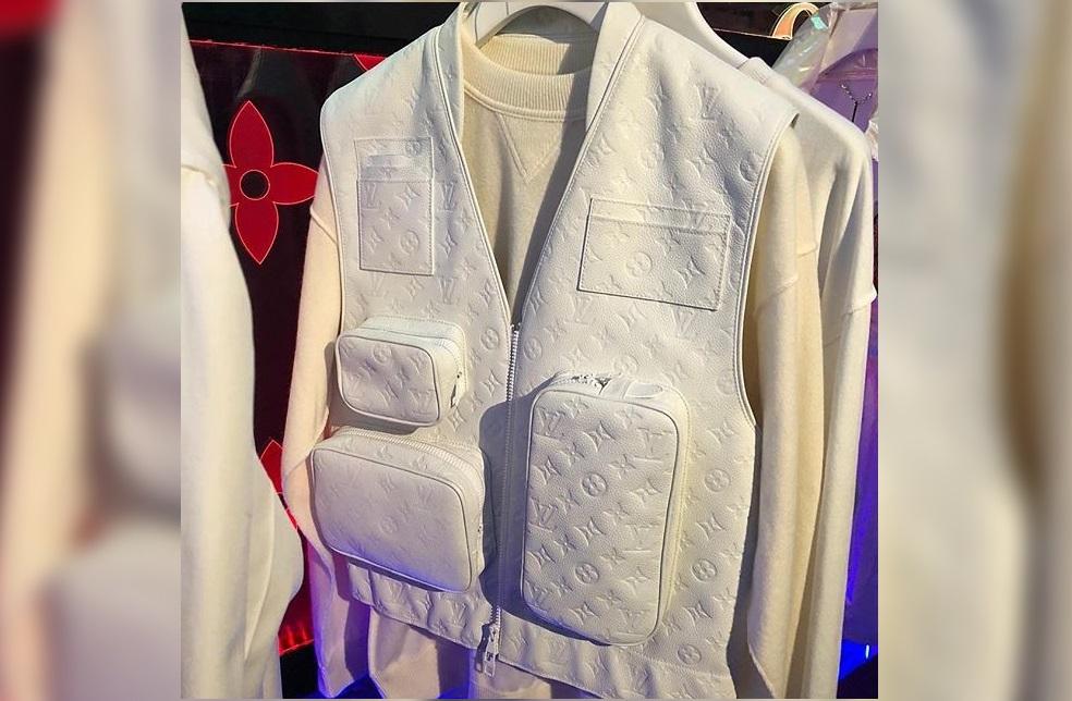 A Closer Look at Virgil Abloh's Louis Vuitton Utility Vest