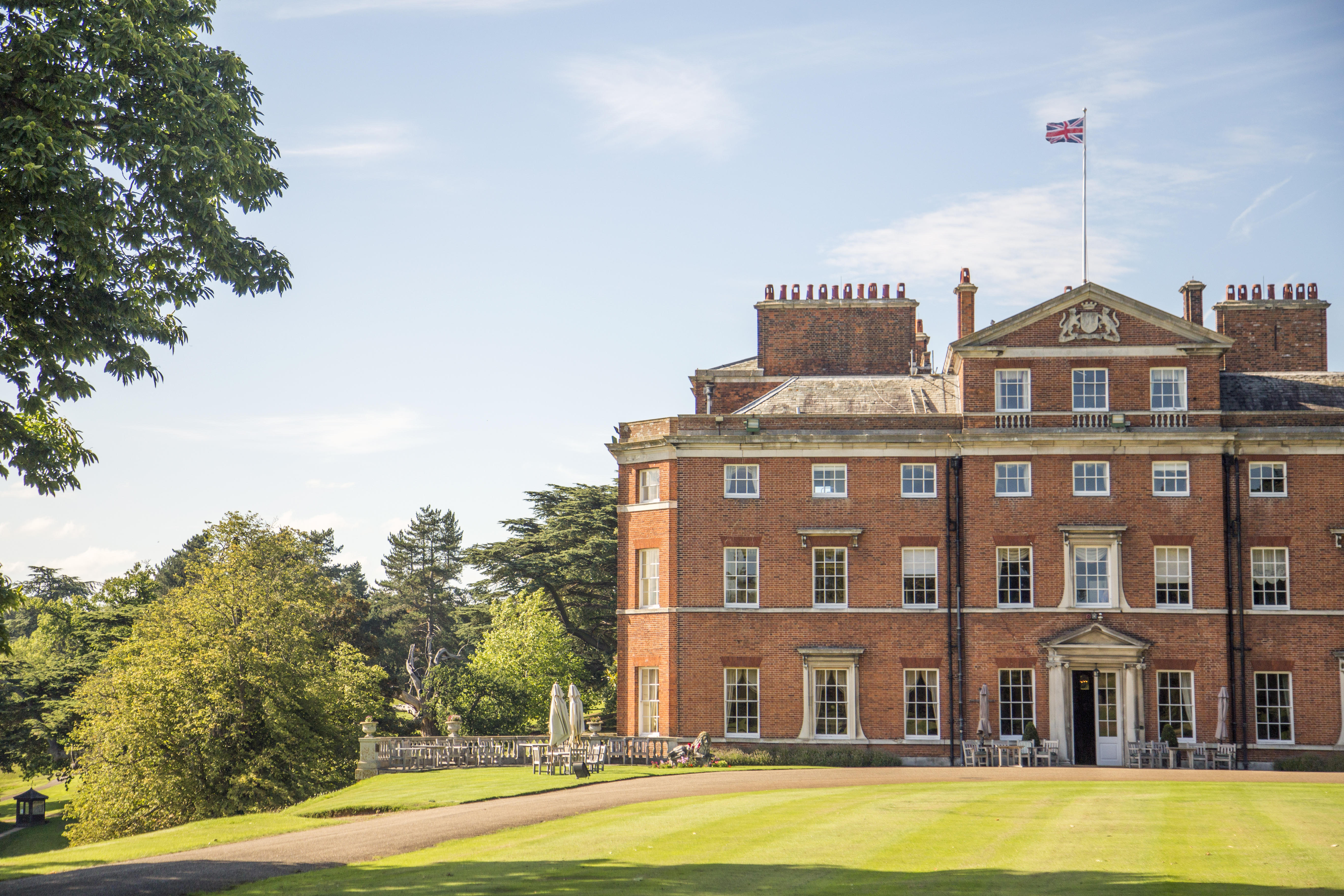 PAUSE Visits: Brocket Hall