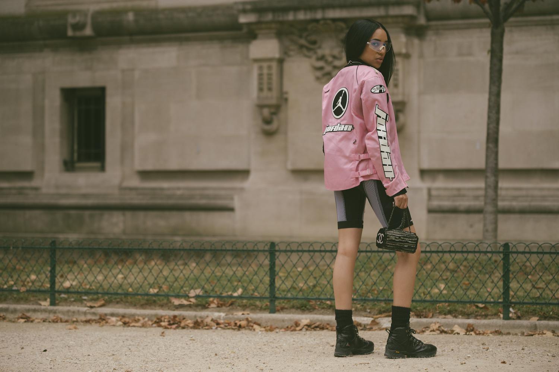 Street Style Shots: Paris Fashion Week Day 9
