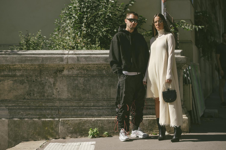 Street Style Shots: Paris Fashion Week Day 2
