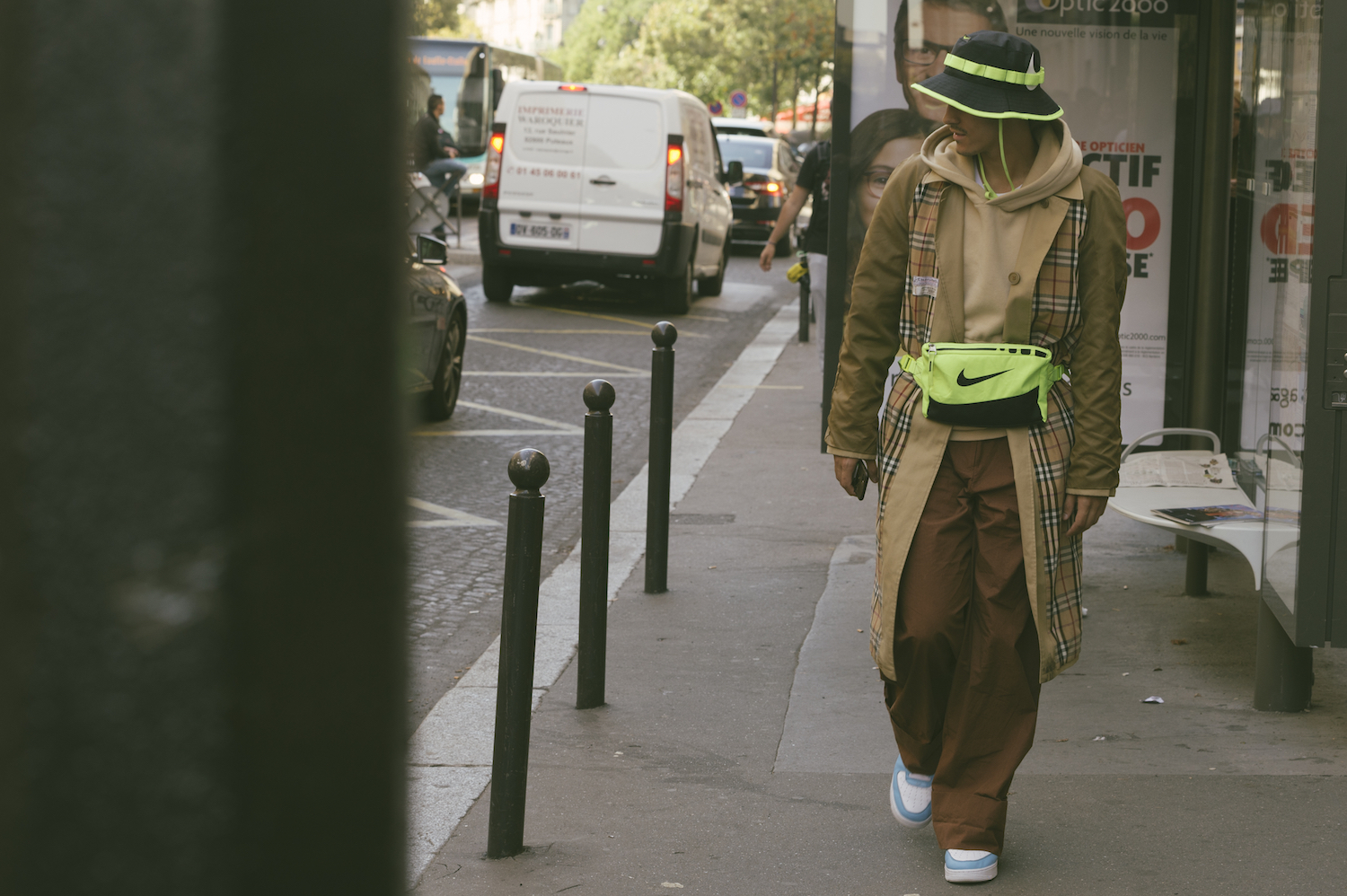 Street Style Shots: Paris Fashion Week Day 3