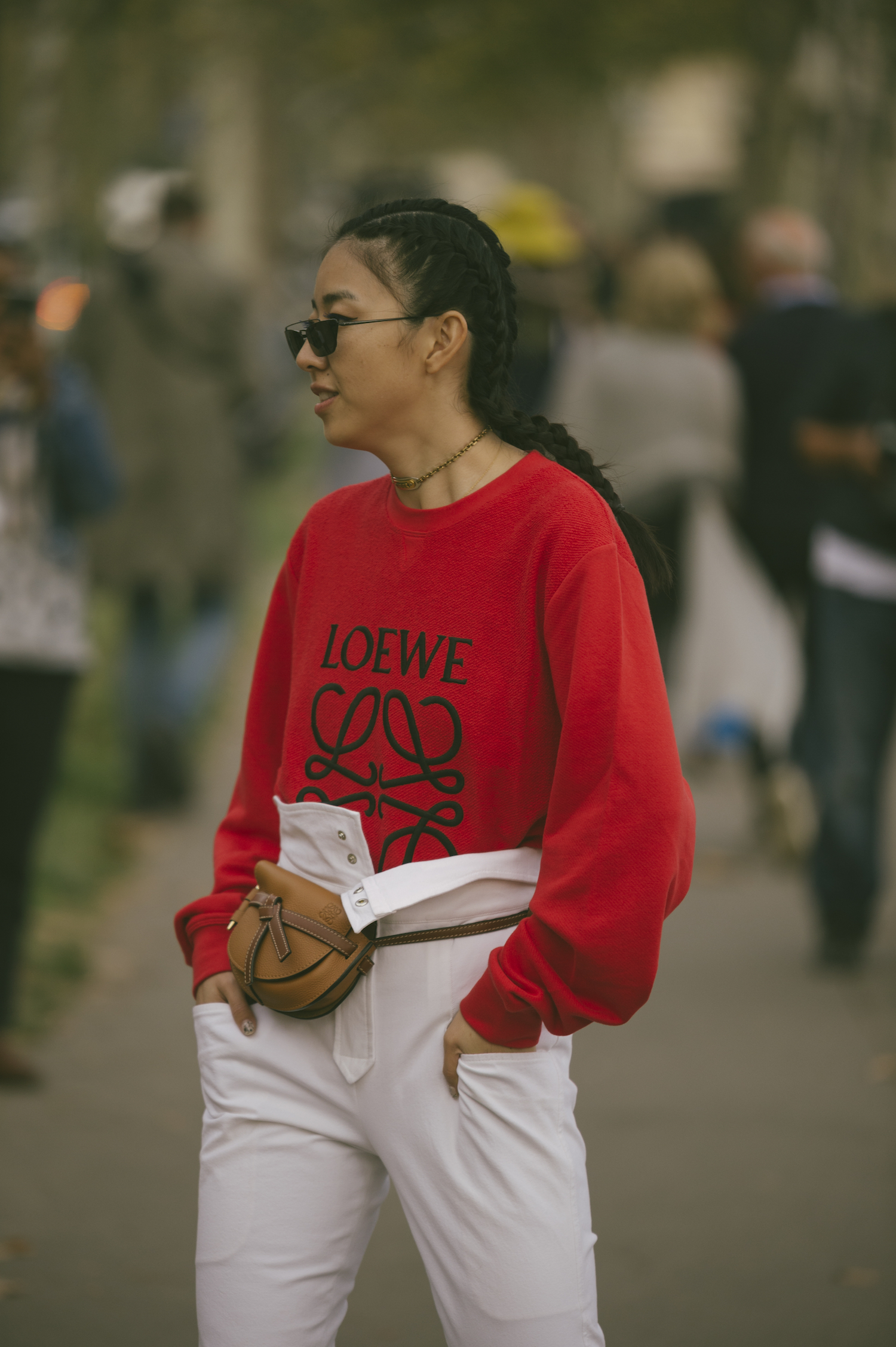 Street Style Shots: Paris Fashion Week Day 5