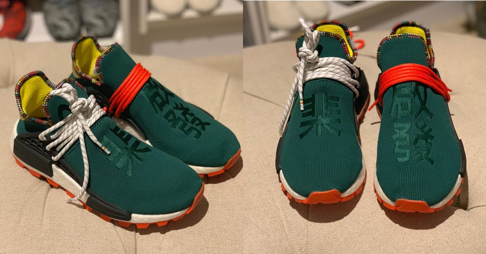 Take a Look at Pharrell and adidas' Hu NMD China Exclusive
