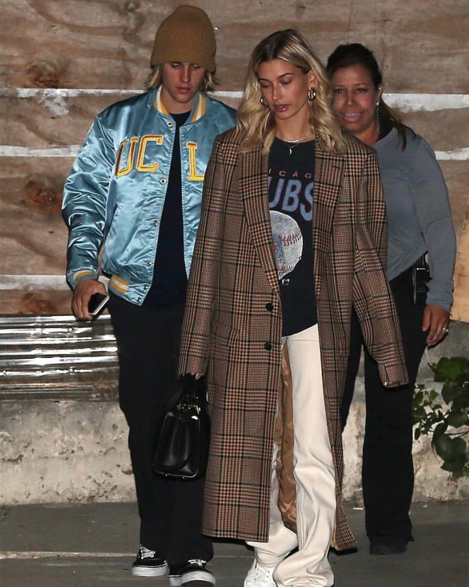 SPOTTED: Justin Bieber & Hailey Baldwin in Los Angeles