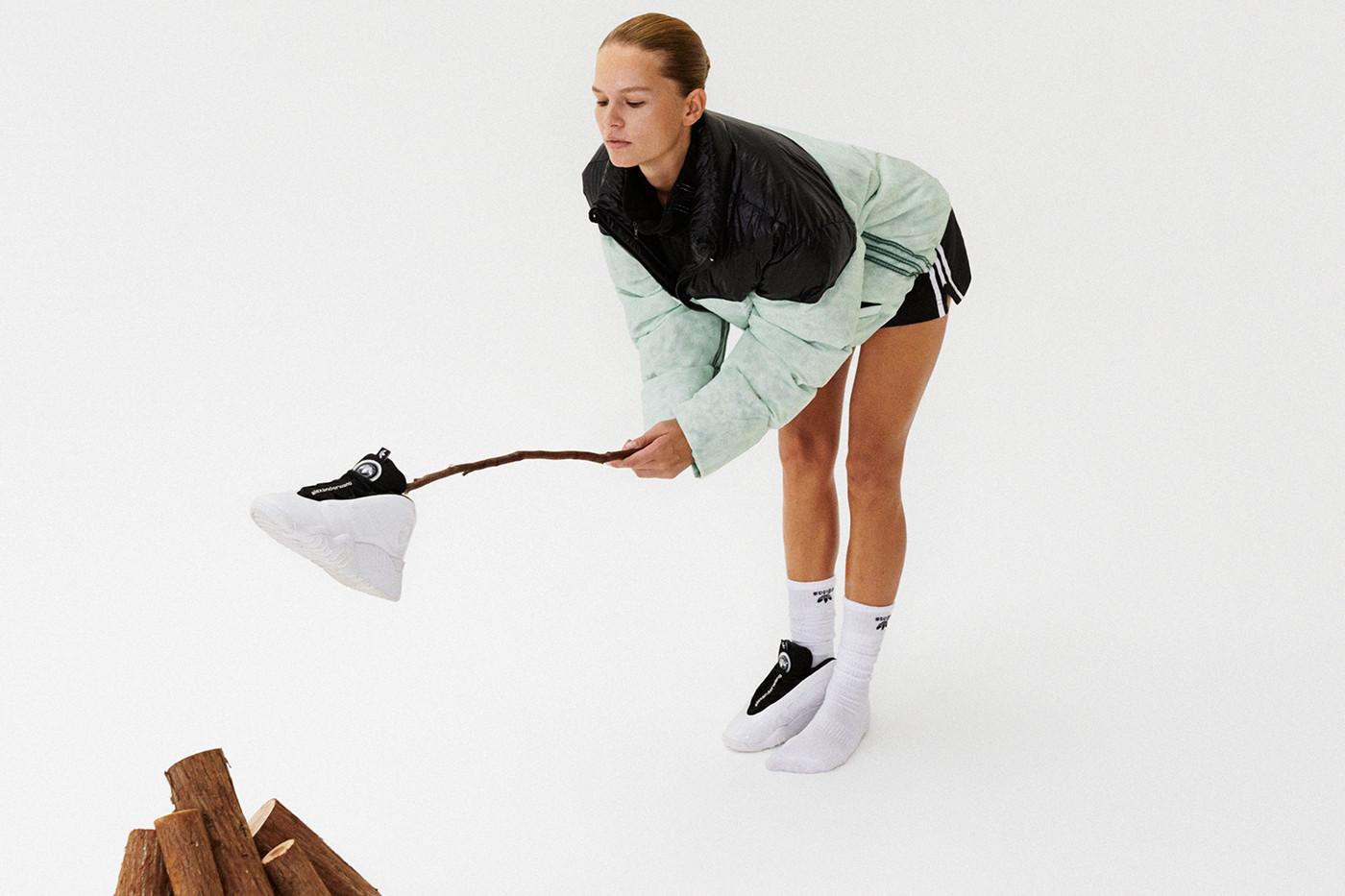 adidas Originals Receive a Garment-Blocked Revamp by Alexander Wang for FW18