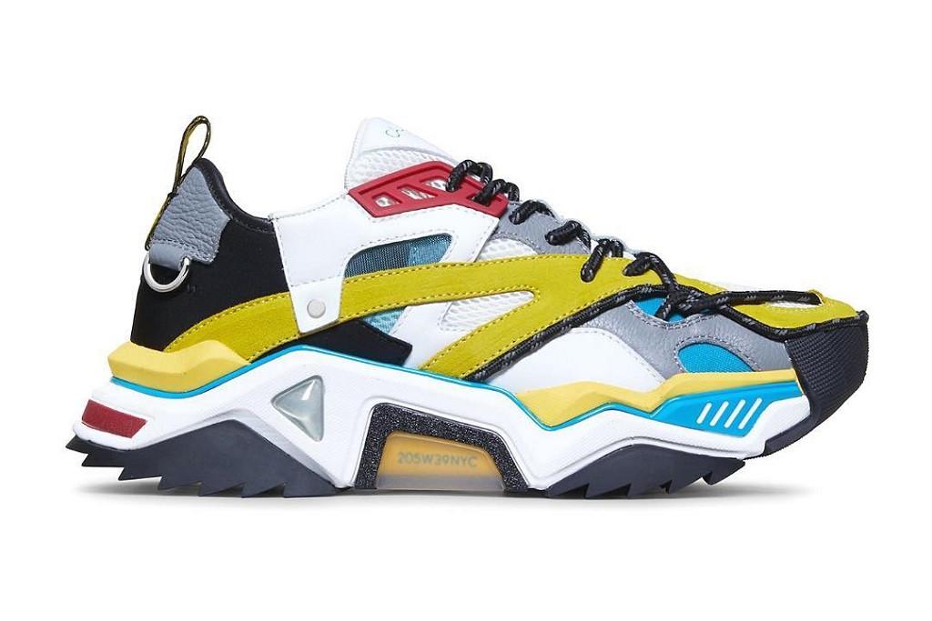PAUSE or Skip: CALVIN KLEIN 205W39NYC Strike 205 Sneaker