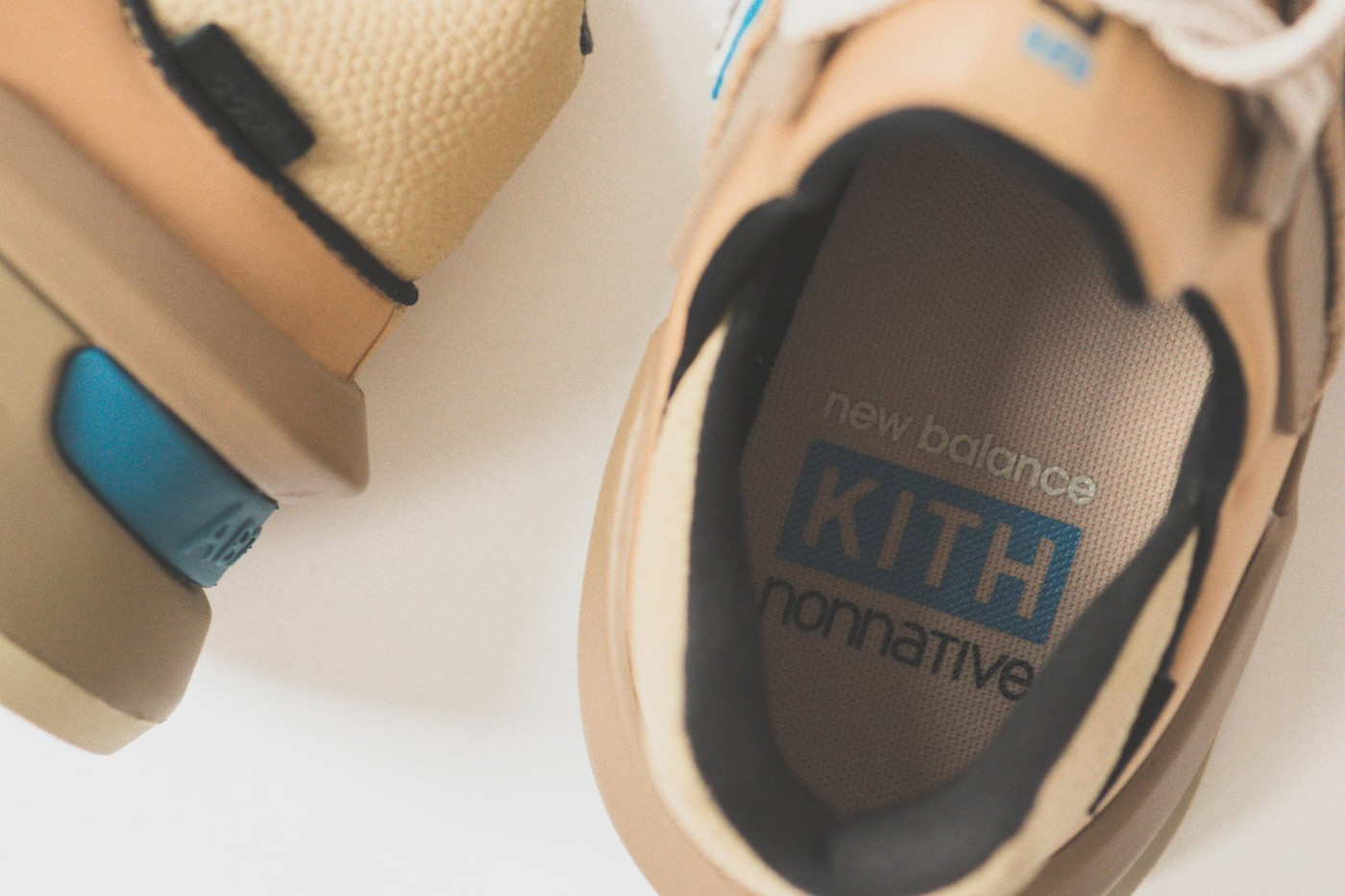 KITH and New Balance Team Up for a Luxury Six-Colorway Collaboration