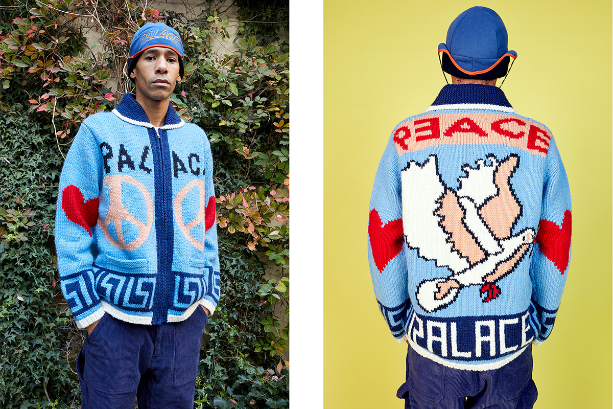Palace Goes Winter-Ready in Holiday 2018 Lookbook