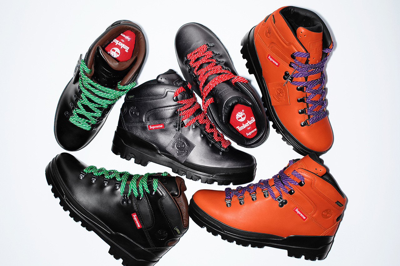 Supreme Reveals Their Upcoming Collaborative Collection with Timberland