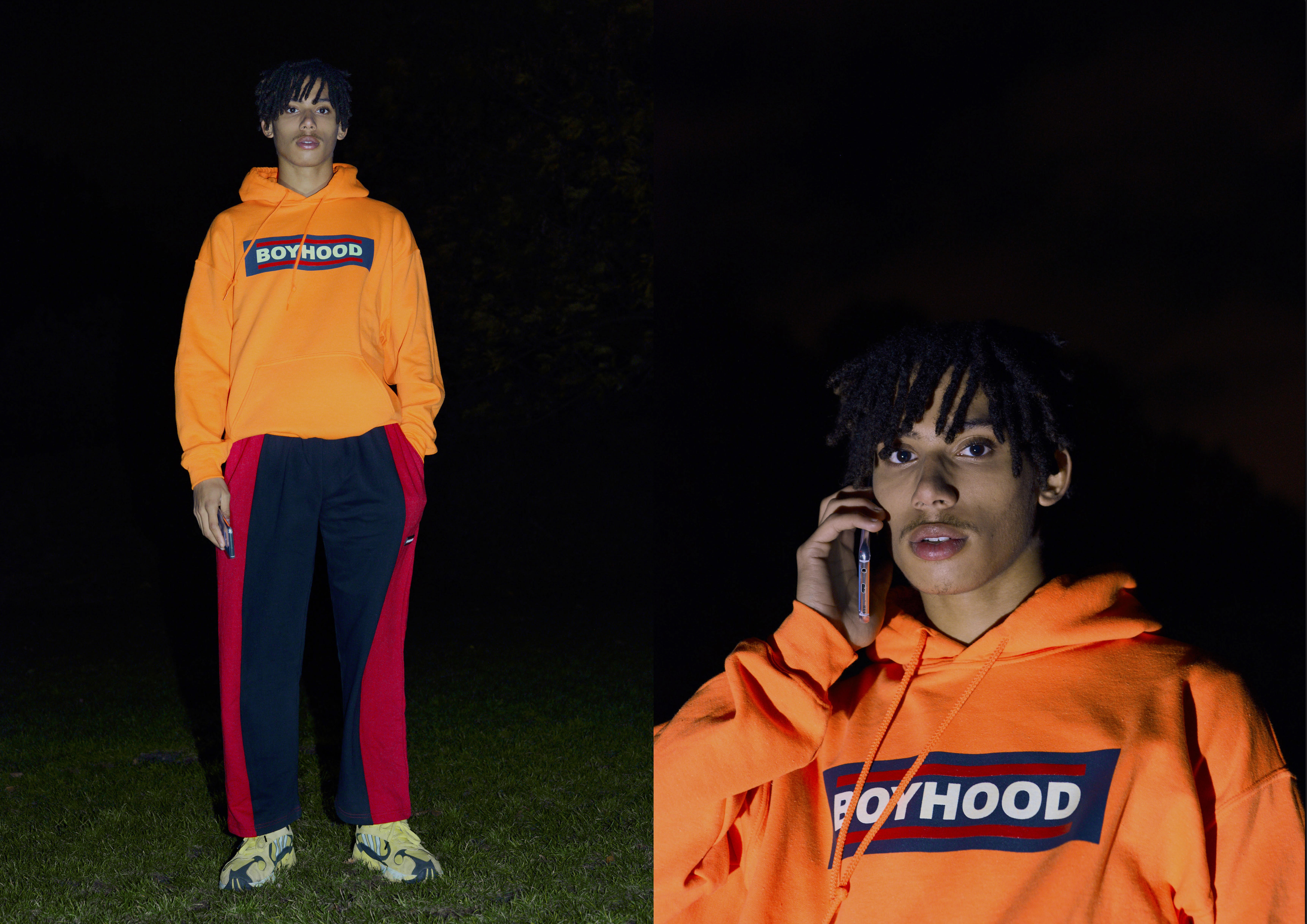 Boyhood's Latest Capsule Goes Vivid, Even in the Dark