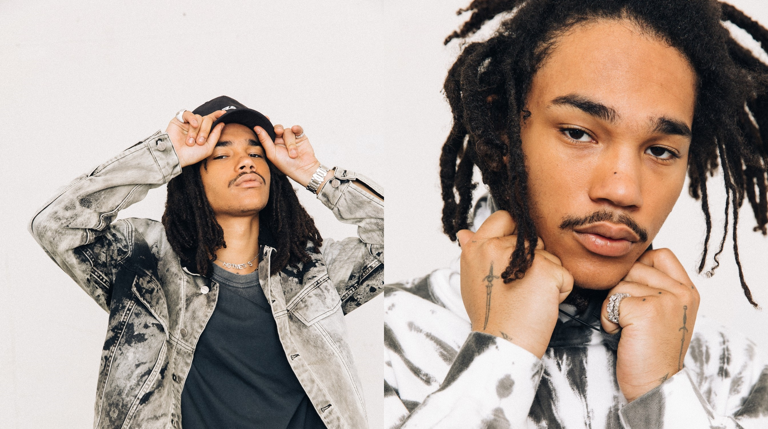 Represent Teams with Luka Sabbat for SS19 Campaign