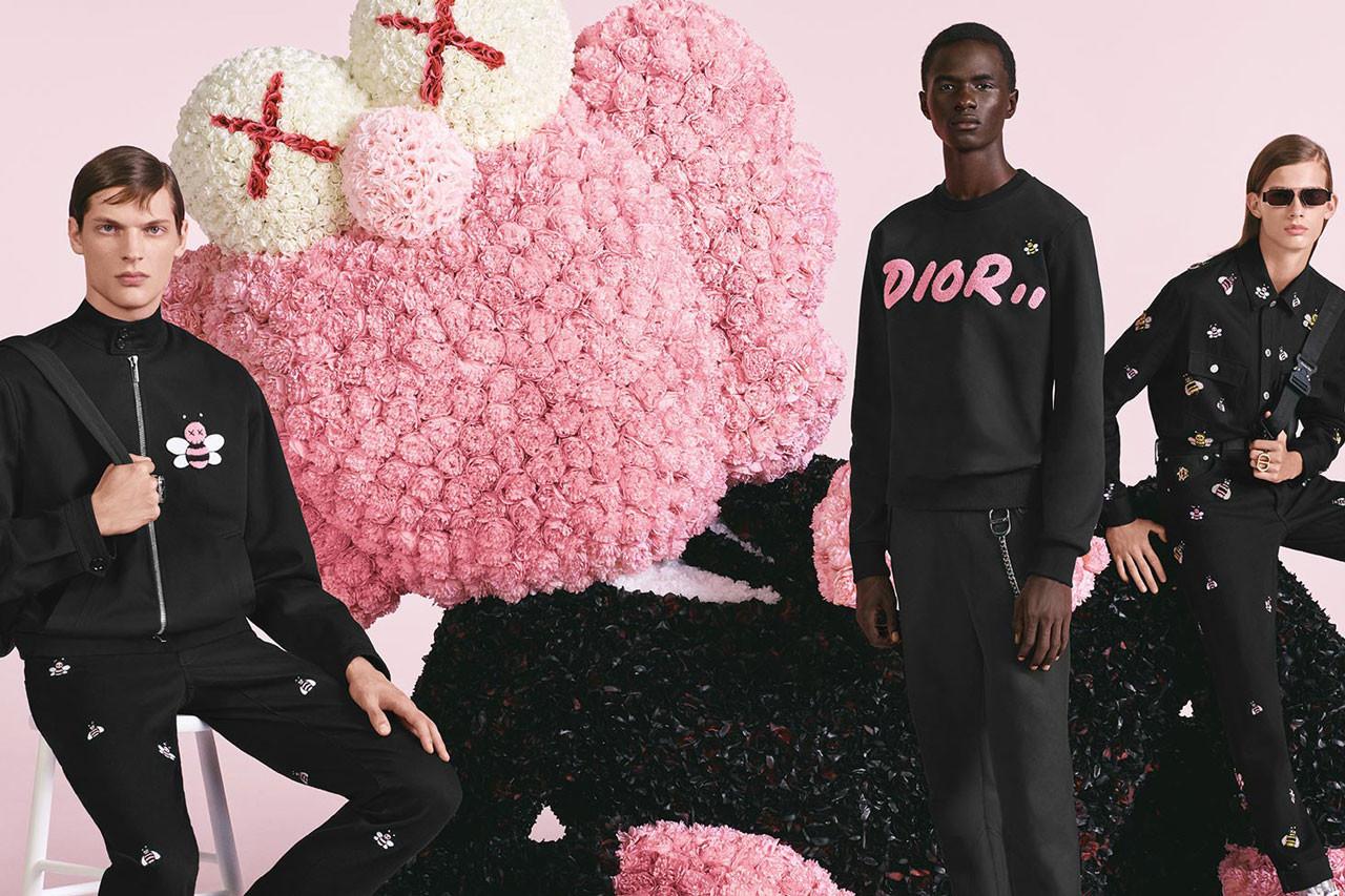 Take a Look at The Incoming KAWS x Dior Menswear Capsule