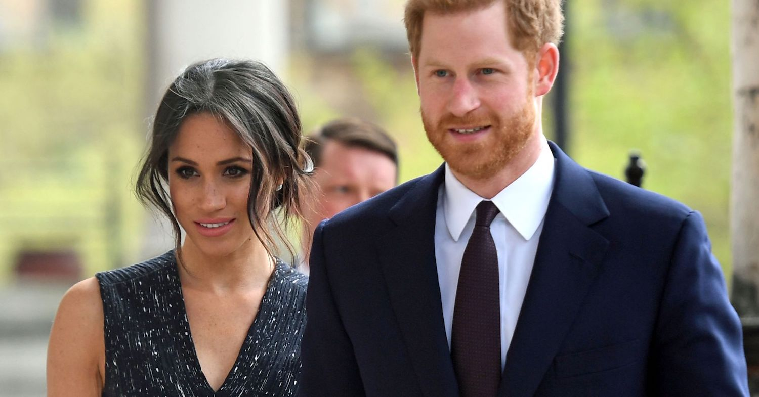 Prince Harry & Meghan Markle: Not a Conventional British Love Story