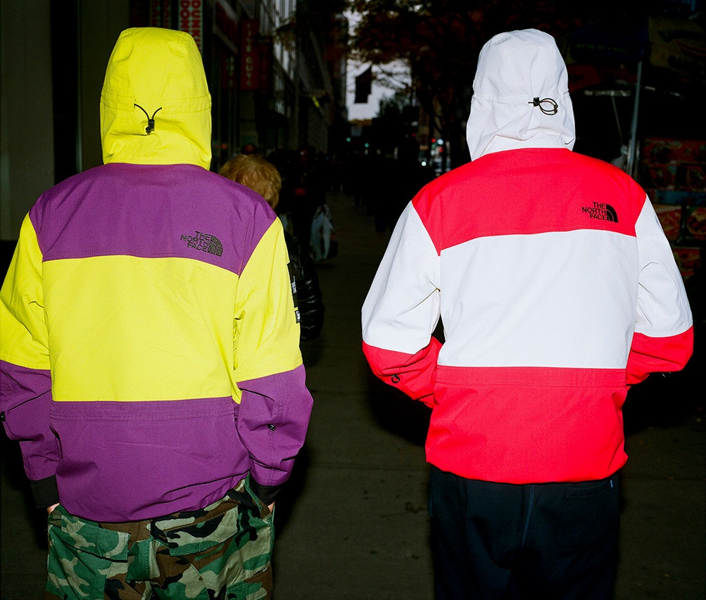 Supreme Reveal Their Latest Collaboration with The North Face
