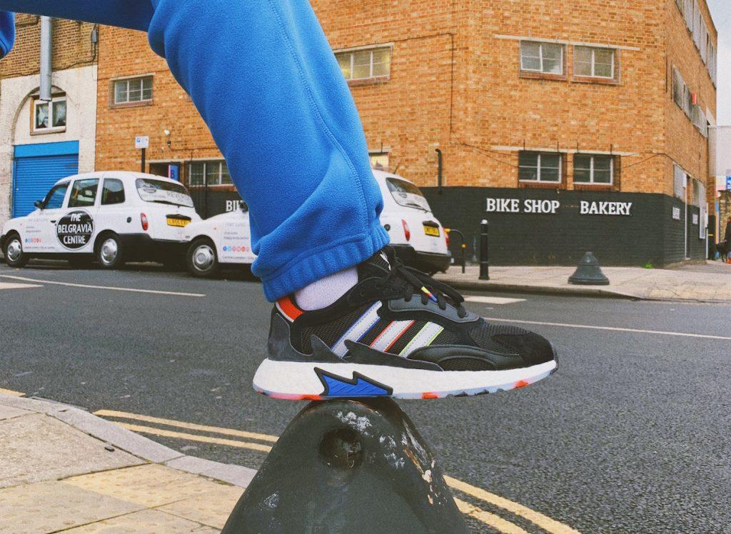 adidas Originals TRESC RUN X Foot