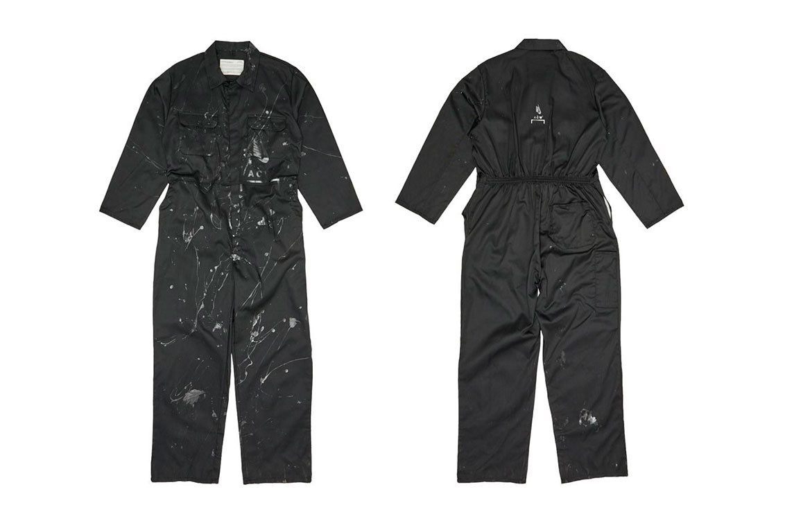 PAUSE or Skip: A-COLD-WALL* x Nike Staff Boiler Suit