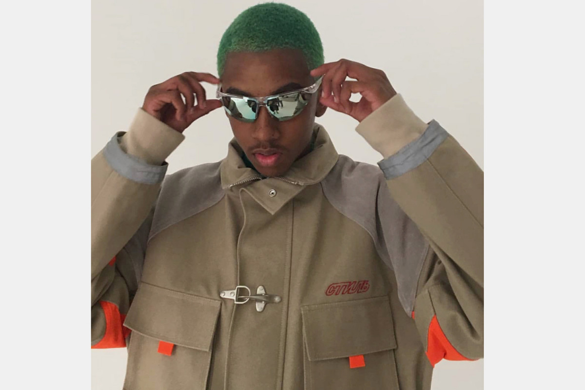 The Heron Preston x Nike Tailwind Sunglasses are Available to Buy Now