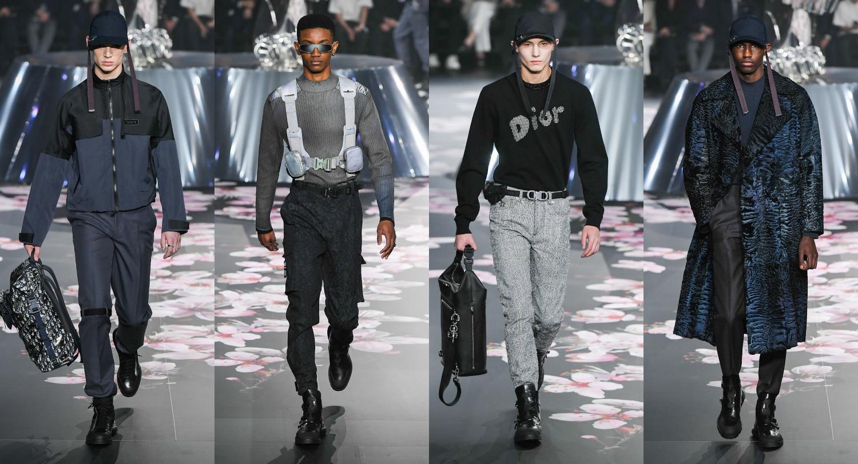 Check Out The Dior Men Pre-Fall 2019 Tokyo Show