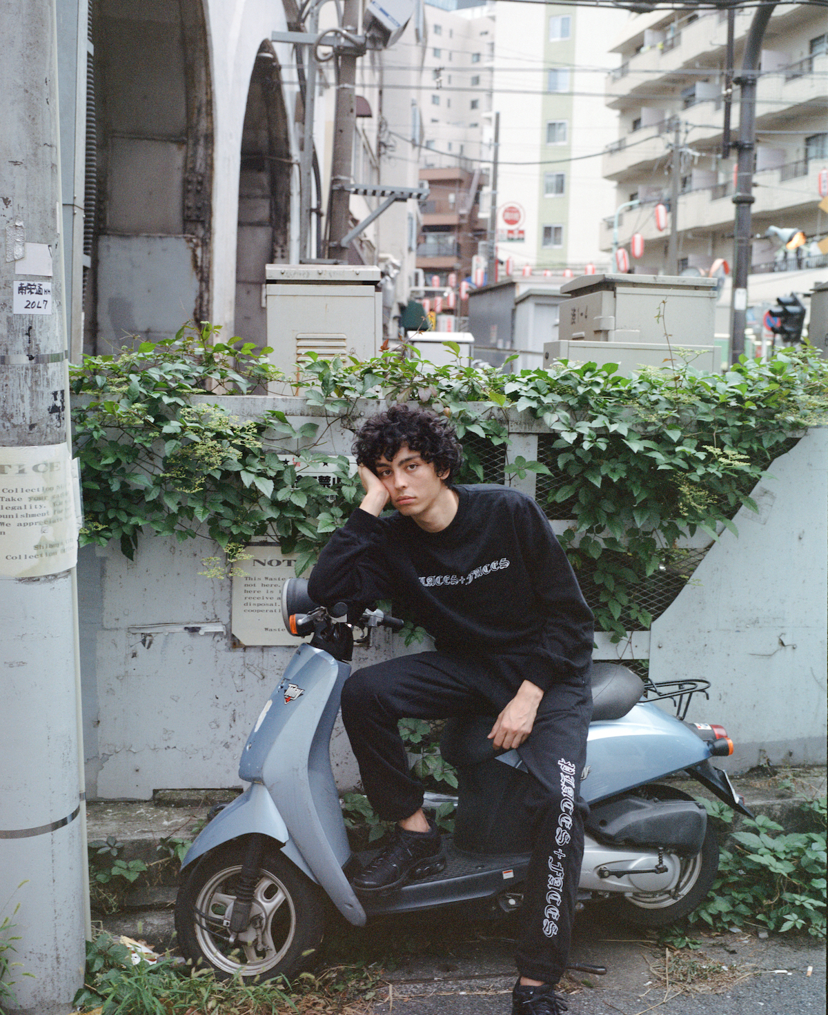 Places+Faces Head to Tokyo for Autumn/Winter 2018 Lookbook