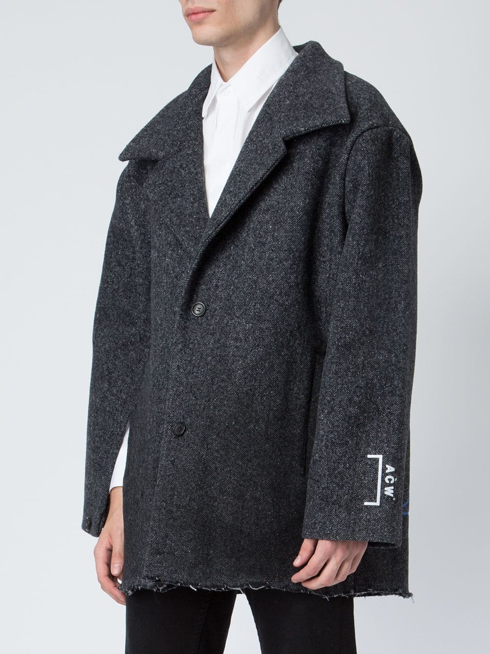 PAUSE or Skip: A-COLD-WALL* Herringbone Coat