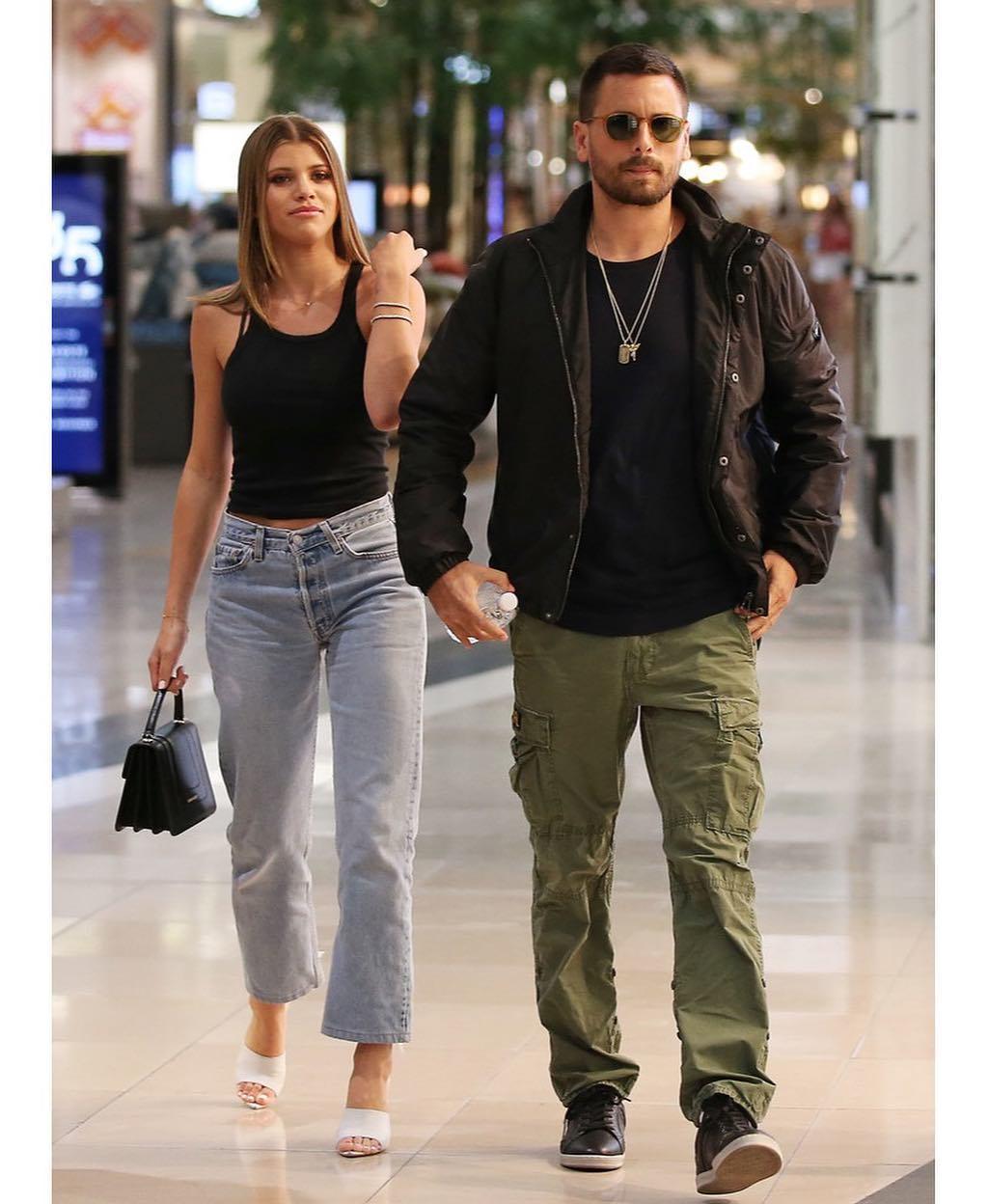 SPOTTED: Scott Disick & Sofia Ritchie in Melbourne, Australia