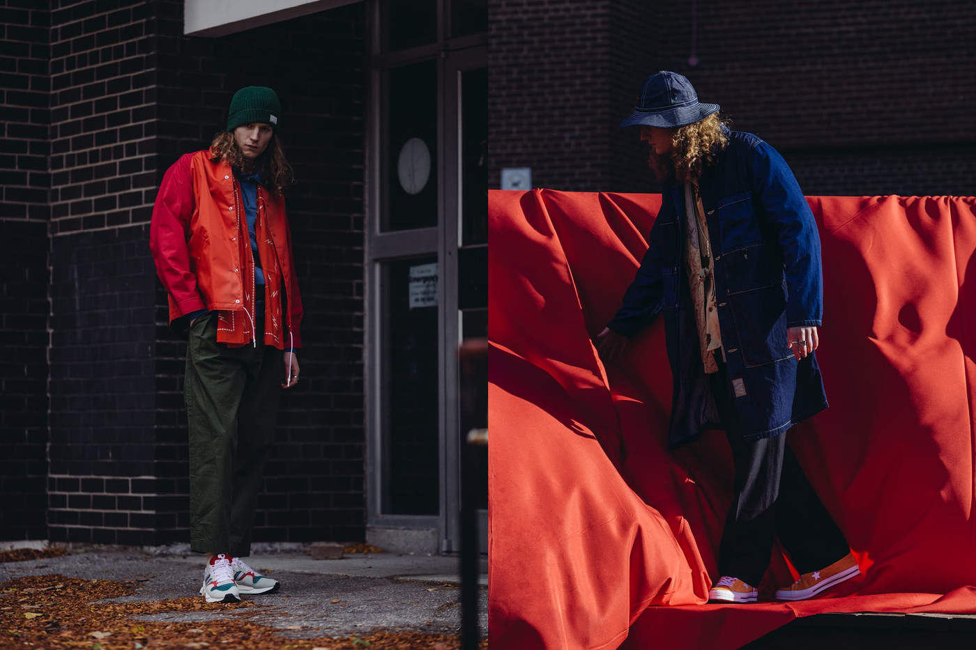 """HAVEN Displays Their Latest FW18 Goods in Their New """"Like This Like That"""" Editorial"""