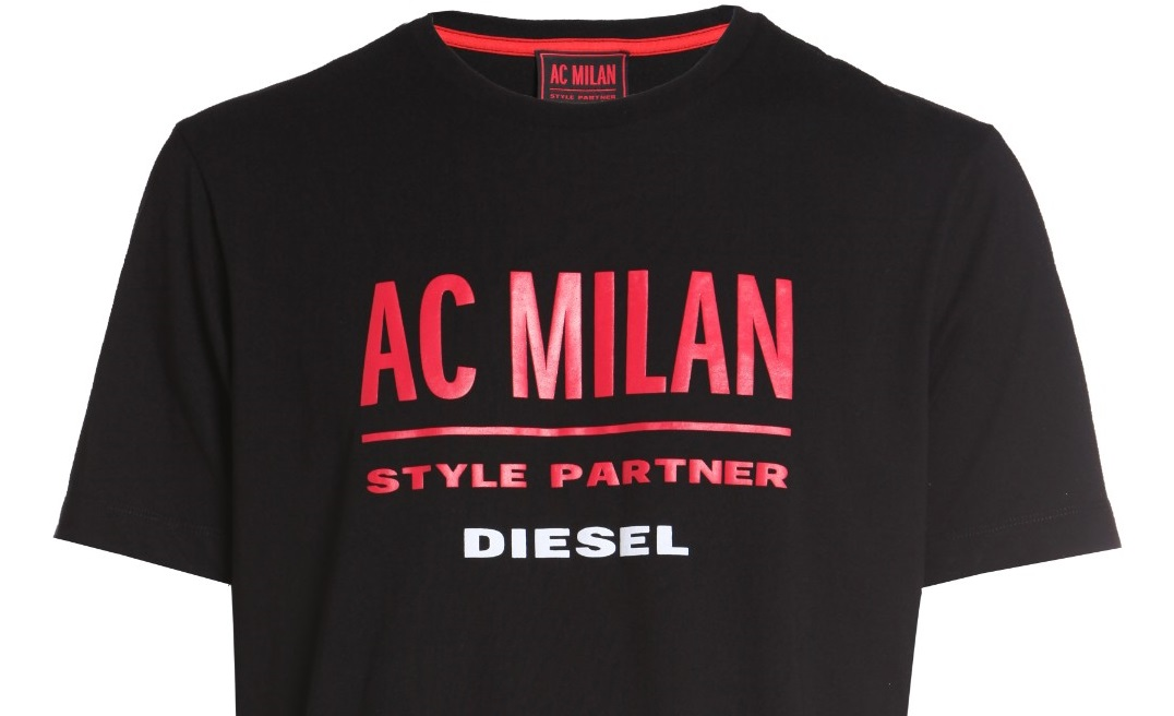 View the Diesel X AC Milan Capsule Collection Here