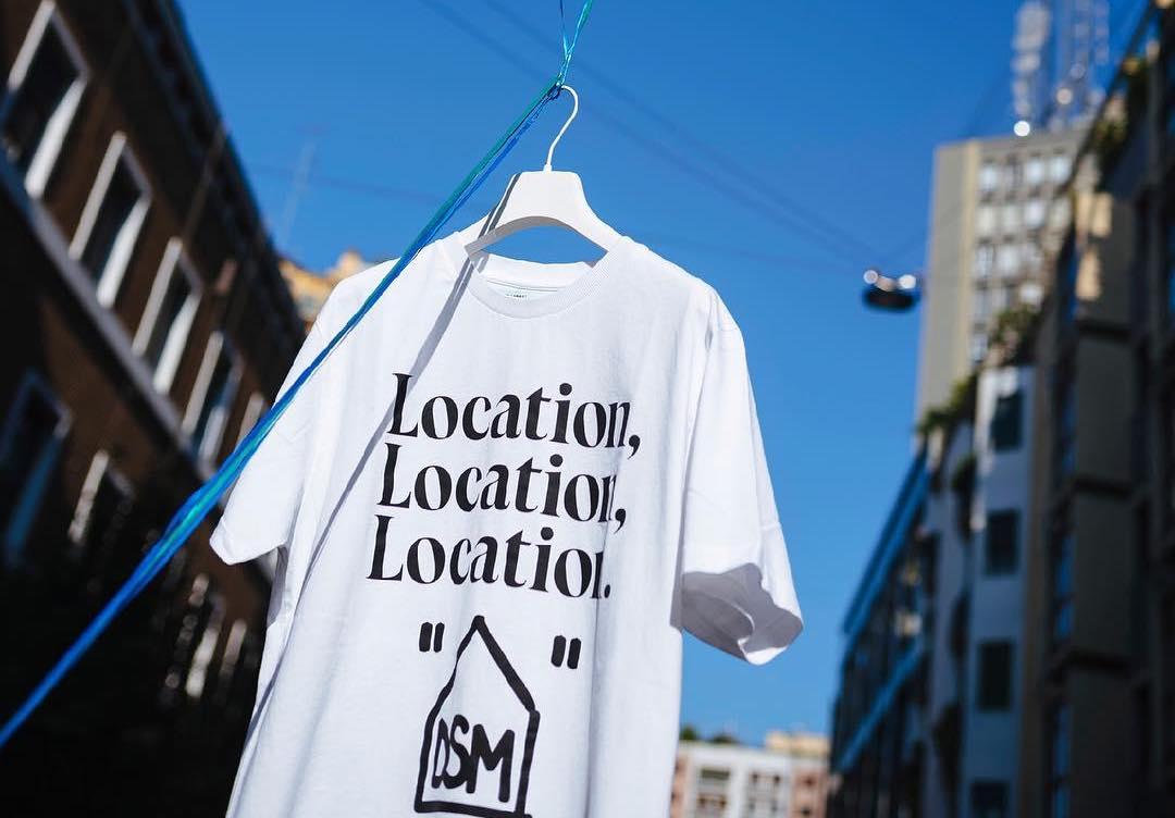 Off-White™ Celebrates New Dover Street Market LA Store with Exclusive Capsule