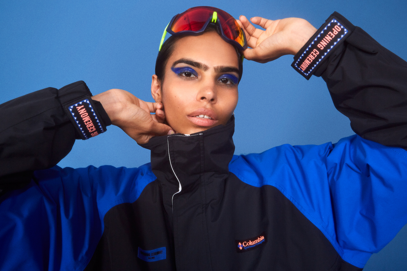 Columbia Sportswear x Opening Ceremony Unveil AW '18 Collection