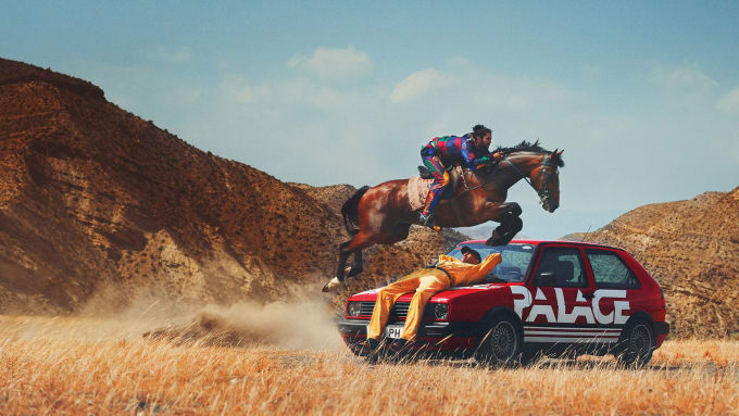 Palace & Polo Ralph Lauren Release Video Lookbook for Collaborative Collection