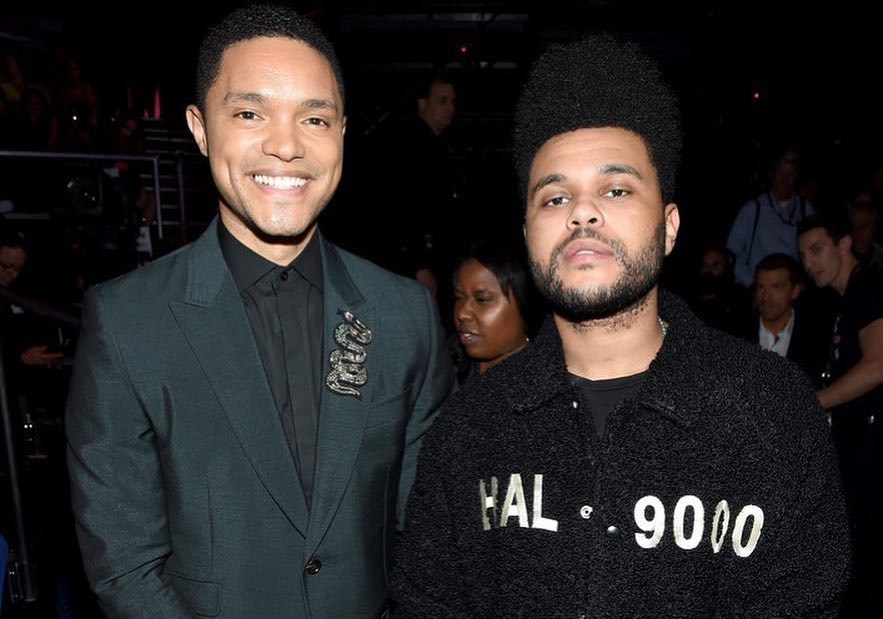 SPOTTED: The Weeknd Rocks Undercover Lab at Victoria Secret Show