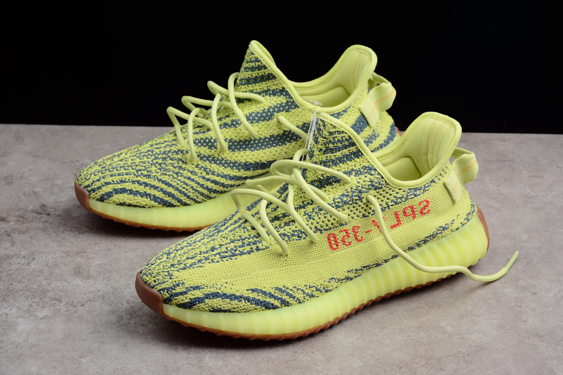 "adidas are Set to Re-Release the YEEZY BOOST 350 V2 ""Semi Frozen Yellow"""