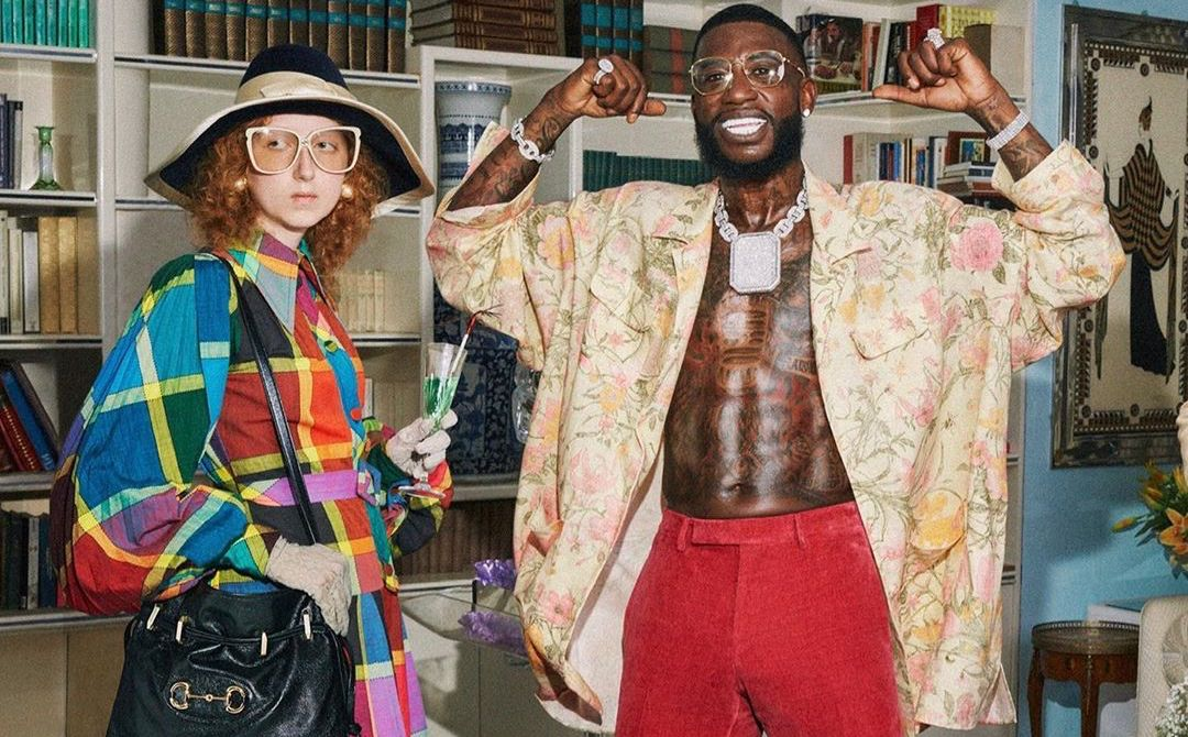 SPOTTED: Gucci Mane is Gucci By Alessandro Michele