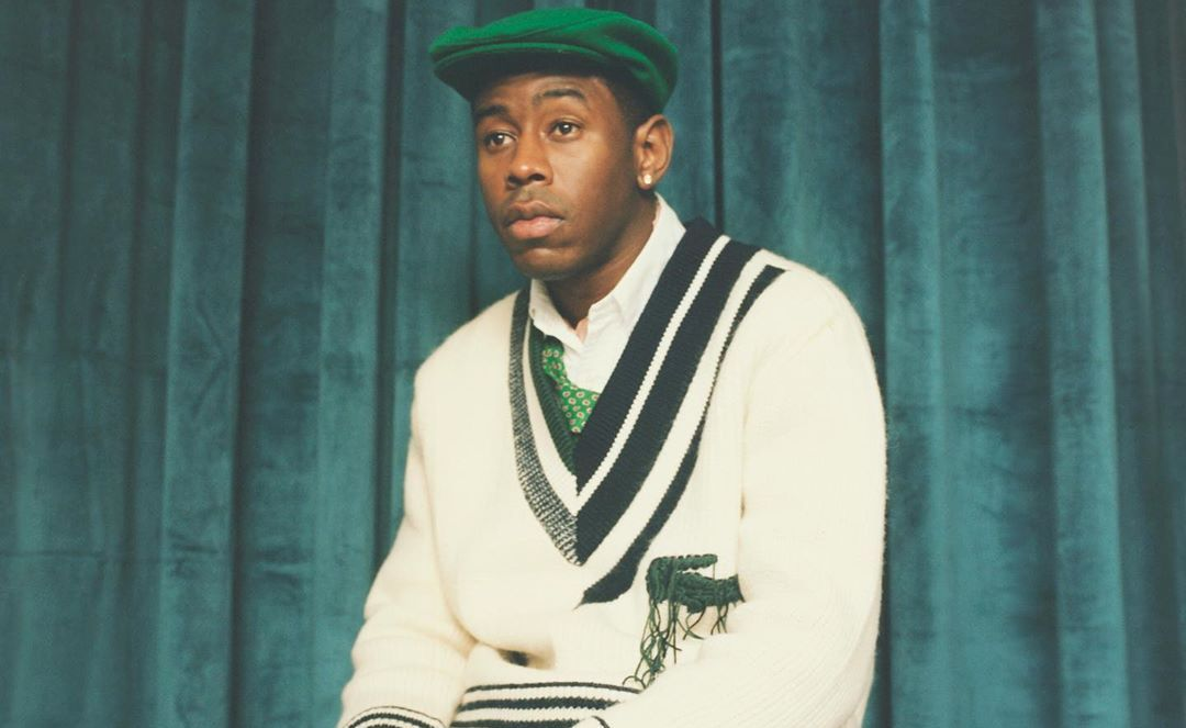 SPOTTED: Tyler, The Creator Poses For The Guardian