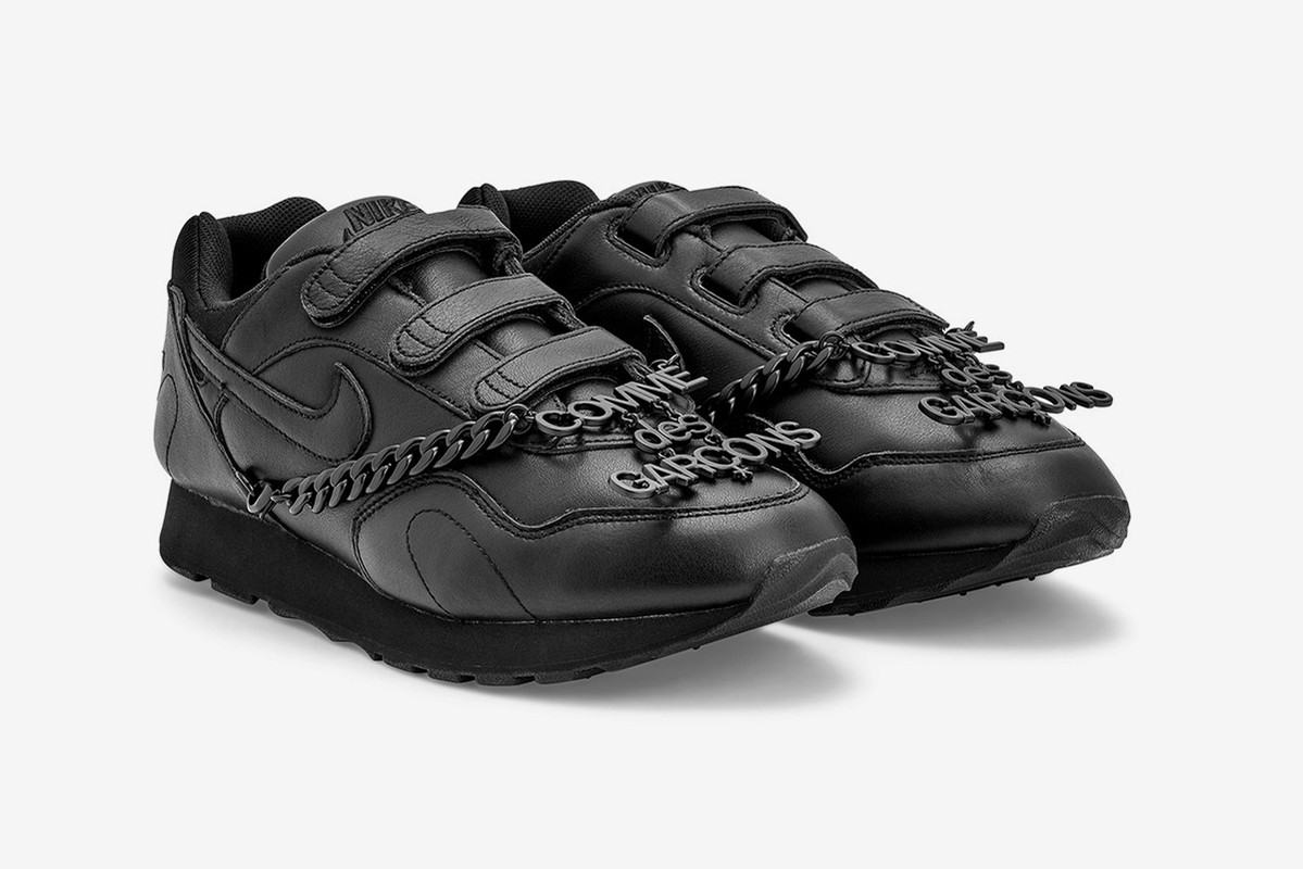PAUSE or Skip: COMME des GARÇONS' Nike Outburst Sneaker