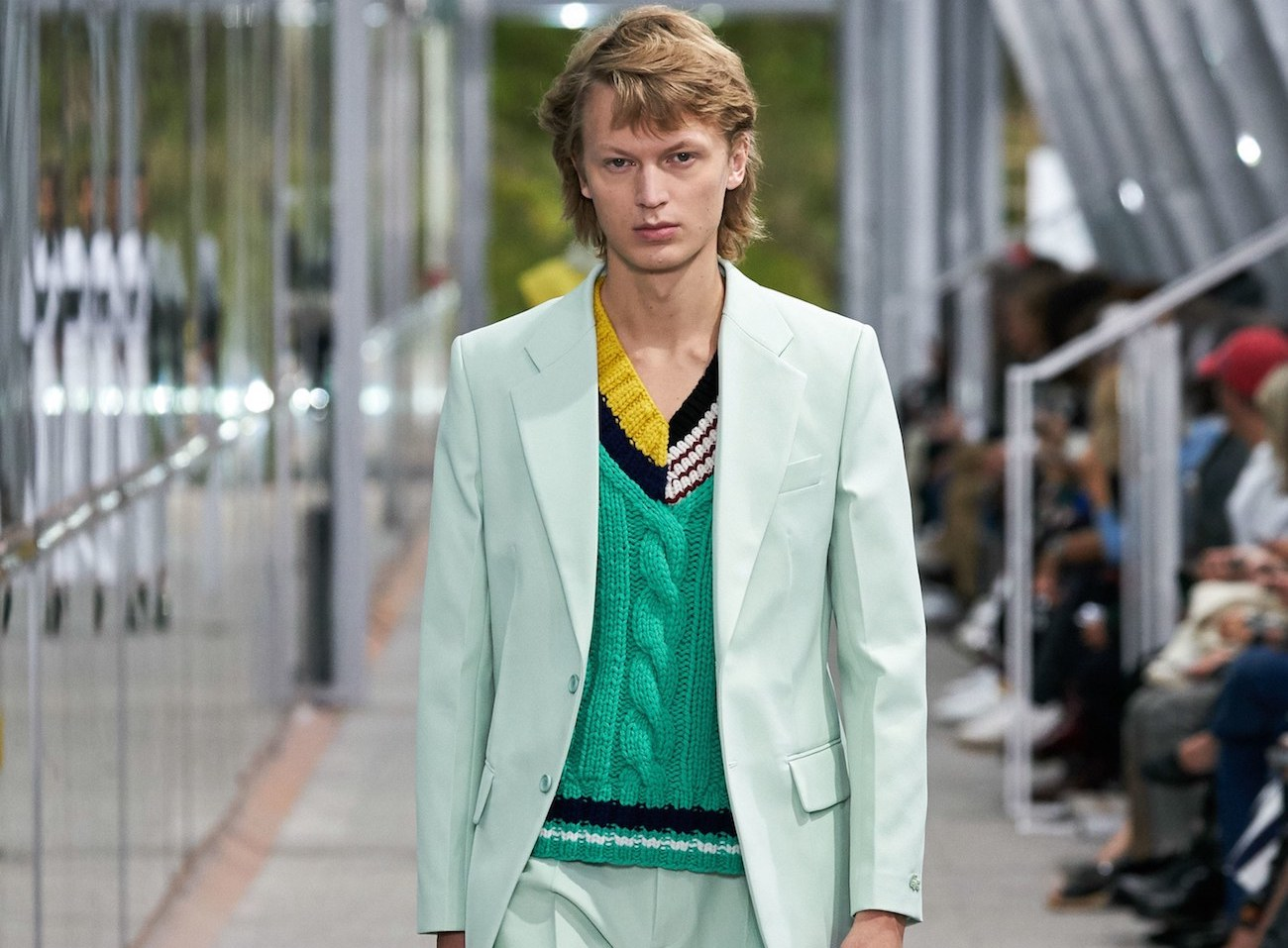 PFW: Lacoste Spring/Summer 2020 Collection