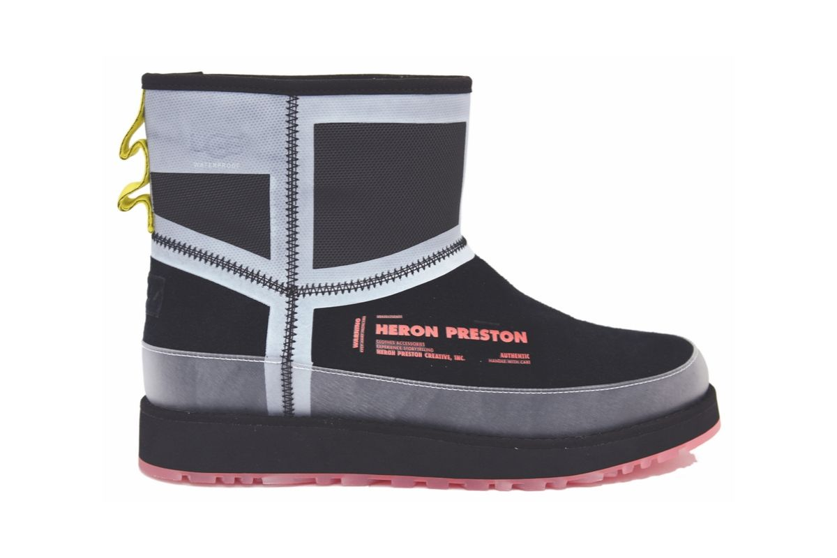 Heron Preston & UGG Drop Dual-Gender Collection