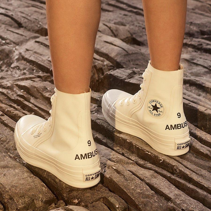 The AMBUSH x Converse Chuck 70 Drops Next Weekend