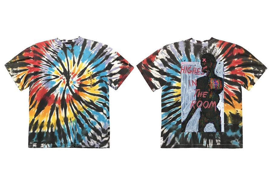 "Travis Scott's ""Highest In The Room"" Merch Drops for 24 Hours"