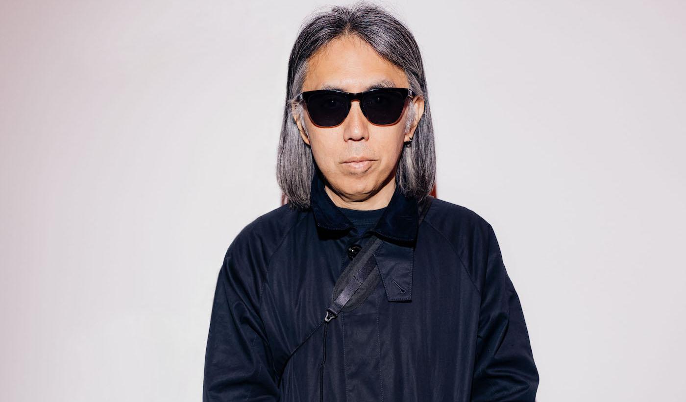 Designer Interview: PAUSE Meets Hiroshi Fujiwara