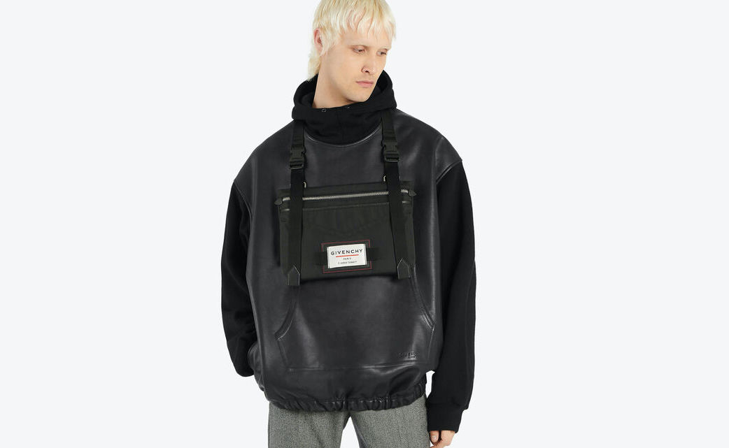 Givenchy Drops 'Downtown' Men's Accessories Collection
