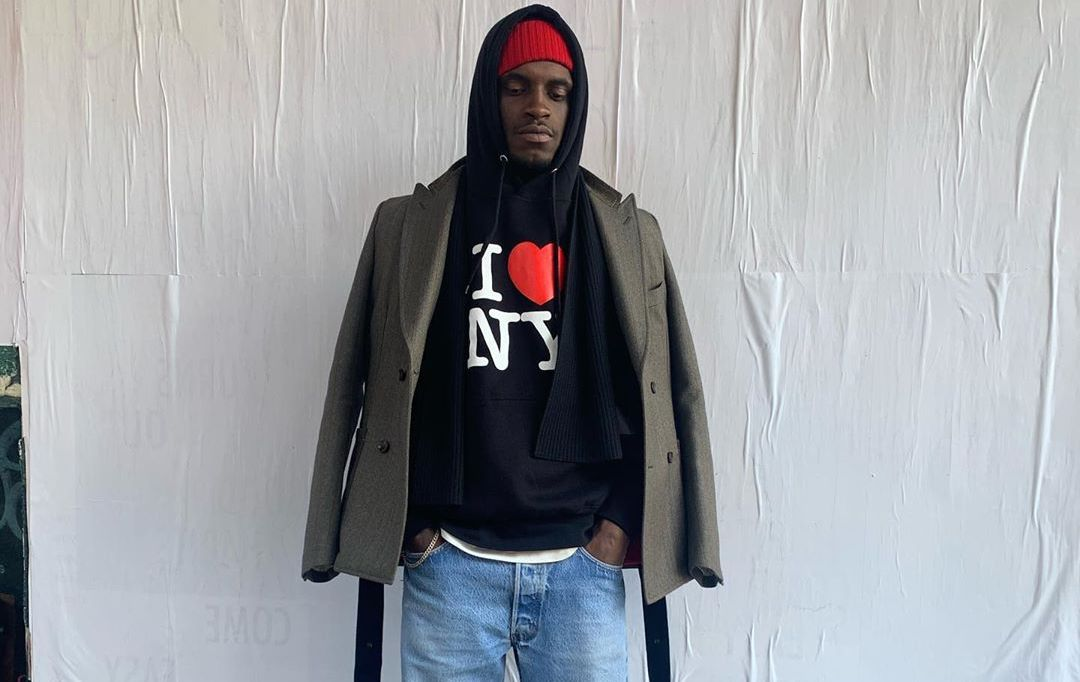 SPOTTED: A$AP Nast Blends Streetwear & Formal Pieces