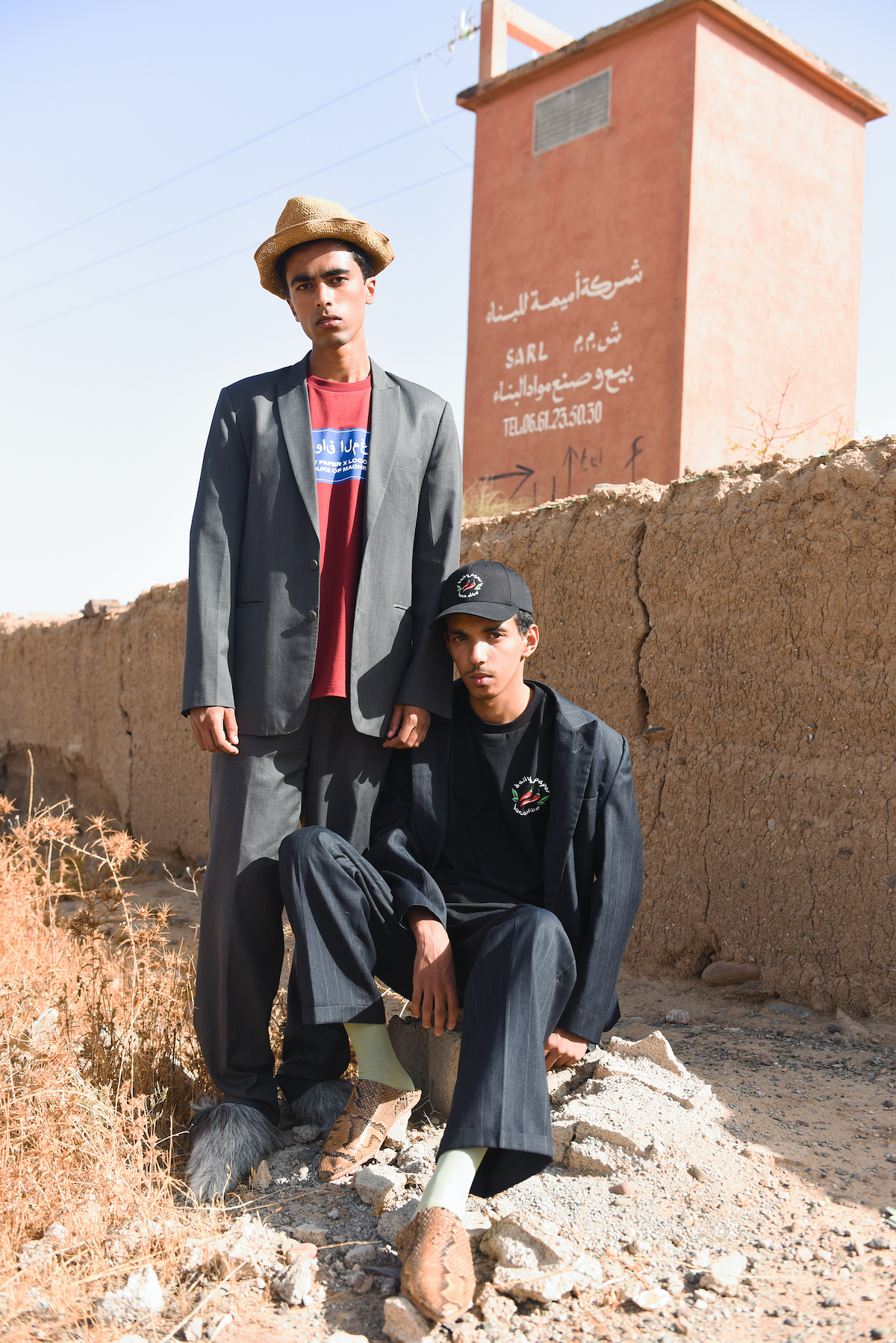 """Daily Paper Team Up with Loco Dice for """"Souks of Maghreb"""" Capsule Collection"""