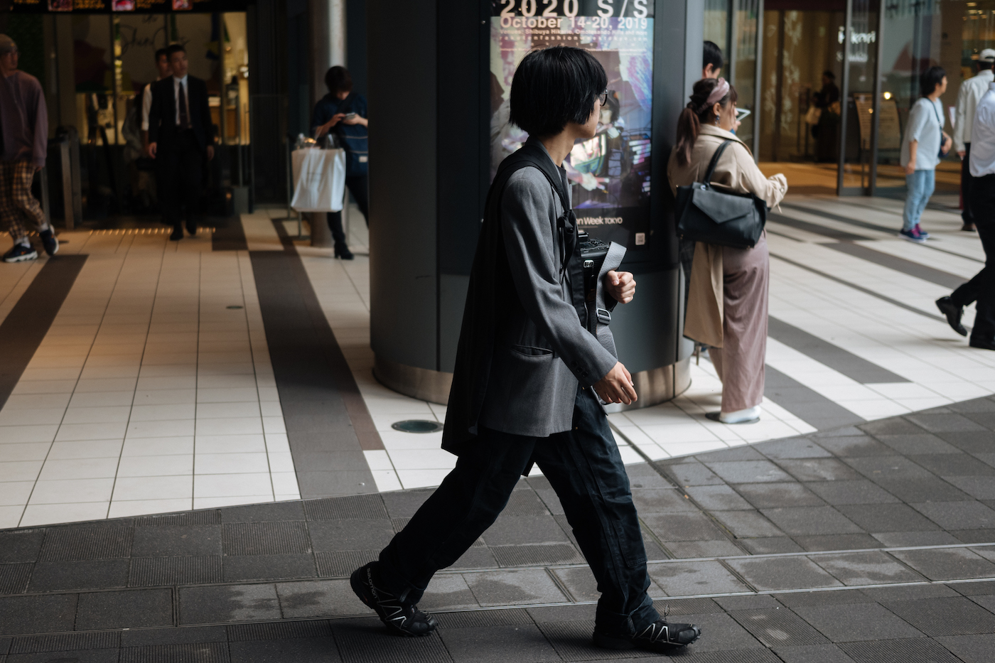Street Style Shots: Tokyo Fashion Week Day 2