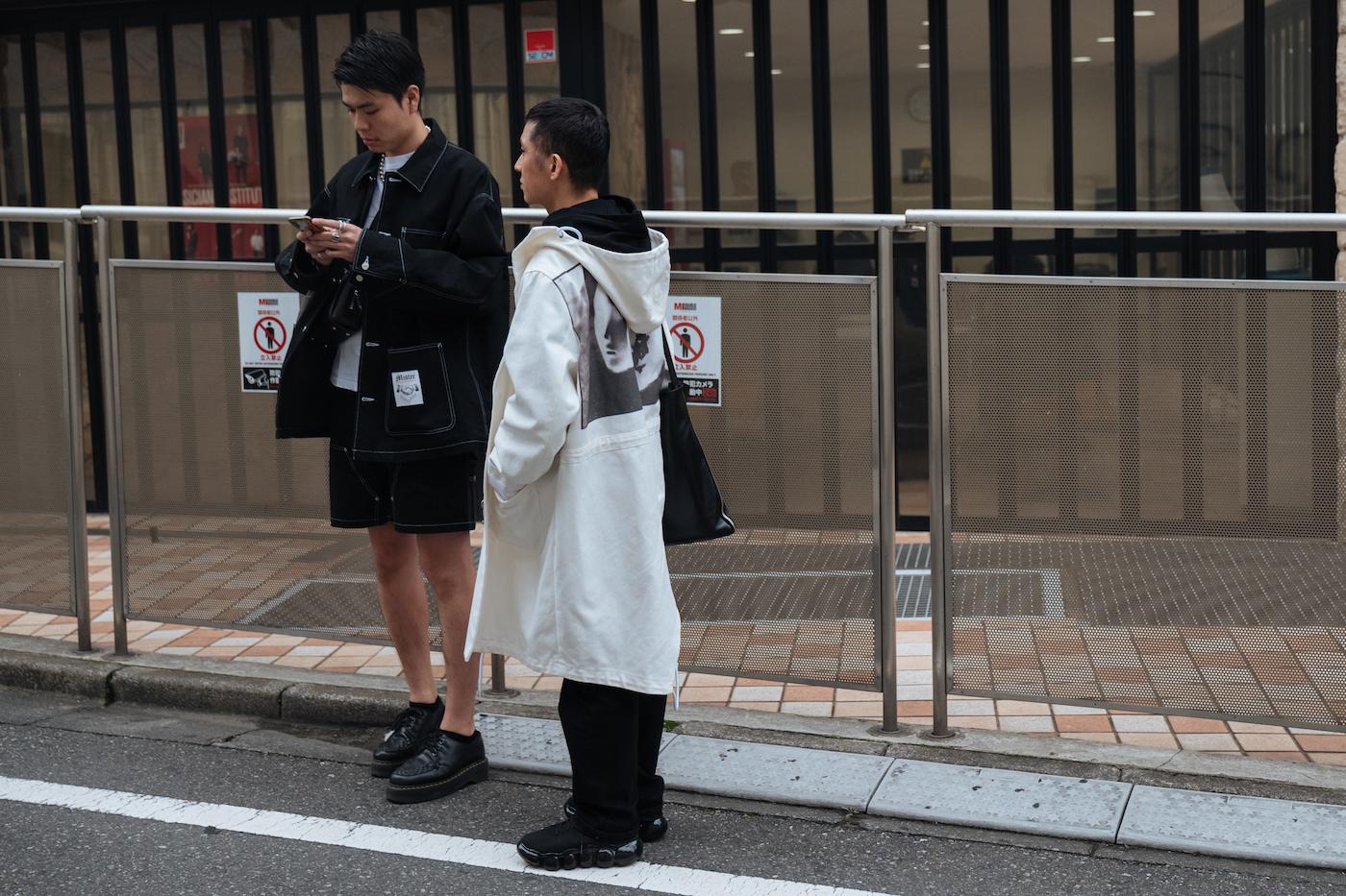Street Style Shots: Tokyo Fashion Week Day 1