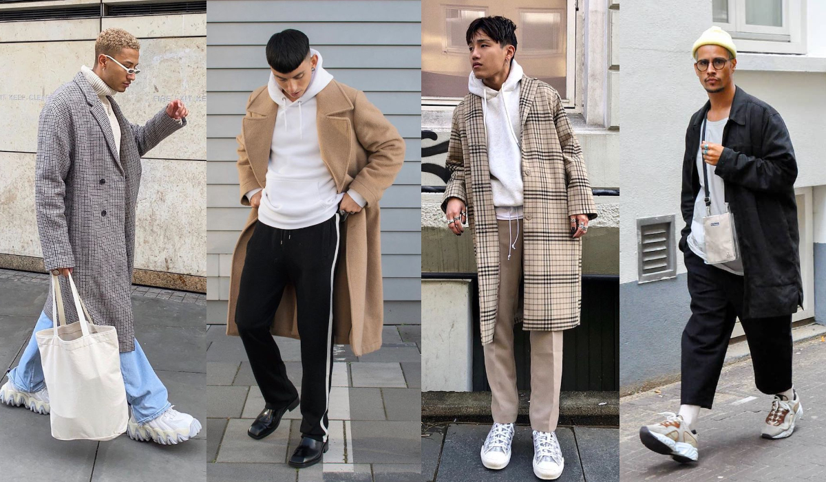 PAUSE Highlights: 10 Ways to wear Long Jackets This Autumn/Winter