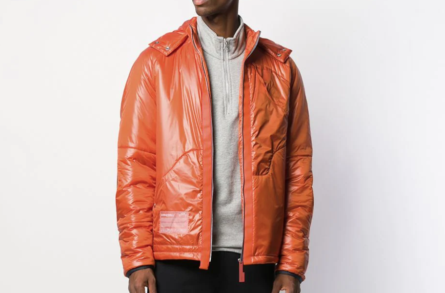PAUSE or Skip: A-Cold-Wall* High Shine Orange Jacket